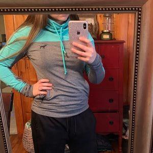 Victoria's Secret sweatshirt!